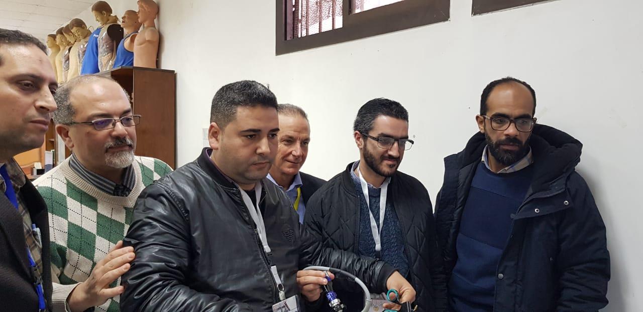 Tanta IPEG-MEC GERD workshop with presence of Fabio Chiarenza